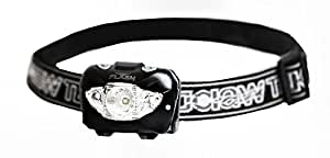 CREIDEA Brightest & Best Flash LED CREE Headlamp Flashlight with Red Lights for Night Running, Hunting, Fishing, Camping, Reading, Jogging & Walking