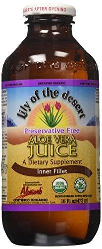 Lily Of The Desert Aloe Vera Juice No Presv