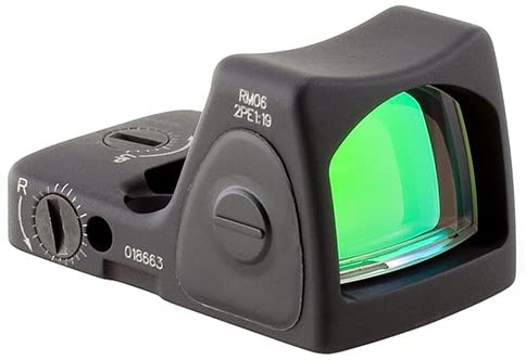 Best Reflex Sight: Trijicon RMR Type 2 3.25 MOA