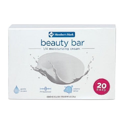Sams Members Mark (Member's Mark Beauty Bar (4 oz., 20 ct.))