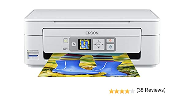 Epson Expression Home XP-355 - Impresora multifunción (Inyección ...