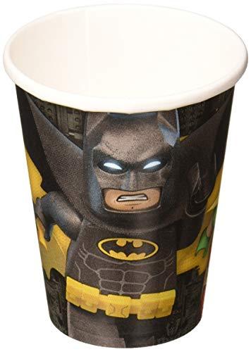 Amscan Lego Batman Cups, 9 oz., Party Favor]()