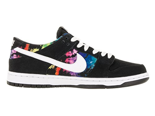 Nike Dunk Low Pro Iw, Men's Trainers Black, White-multi-color