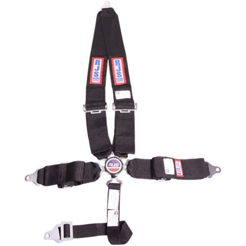 R.J.S. Safety Equipment 1029301 5-Point Cam-Lock Racing Harness -
