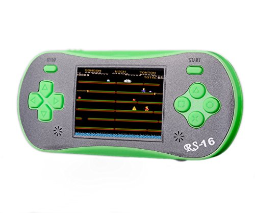 Video Game Player for Kids,JJFUN RS-16 Handheld Game Console, 2.5