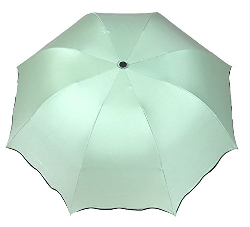Generic Automatic Foldable Rain Umbrella Size 55inch Color Blue by Generic