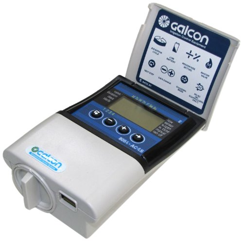 Galcon 8004 AC-4S 4-Station Indoor Irrigation Controller