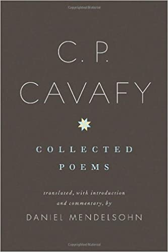 Amazon com: C  P  Cavafy: Collected Poems (9780375400964