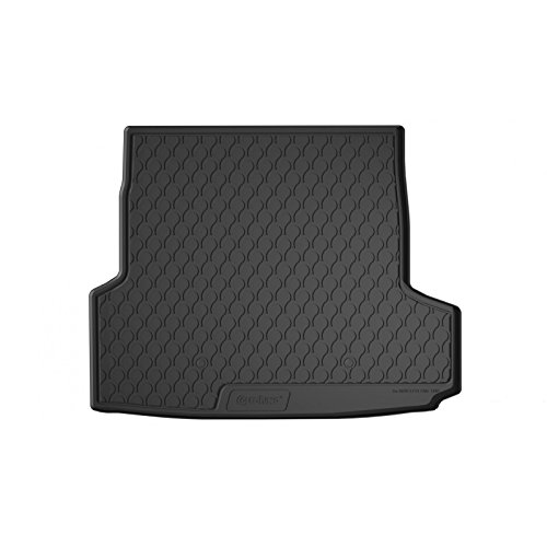 (Gledring 1201 Heavy Duty Custom Fit Rubber Cargo Mat - 2012-2018 BMW 3 Series Avant (Station Wagon) - Black)