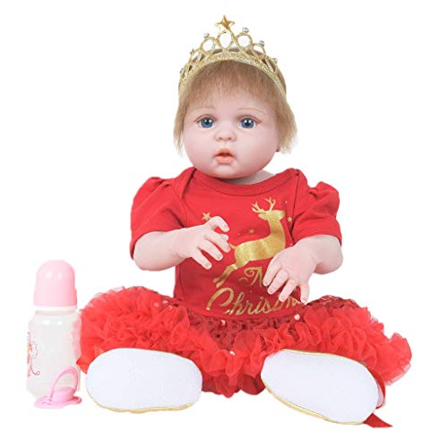 Birdfly Type:1306 Reborn Toddler Smile Baby Doll Sit Lovely Girl Silicone Lifelike Toy 3-7 Days Arrive Ship by DHL for $<!--$99.99-->