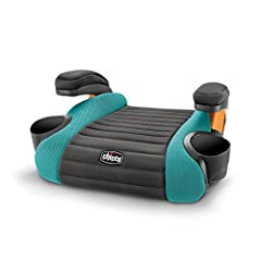 From the makers of the #1-rated KeyFit, NextFit, and IIHS Best Bet KidFit, the Chicco GoFit Backless Booster is designed for big kid comfort with a contoured ErgoBoost seat and double foam padding that provide support in all the right places....