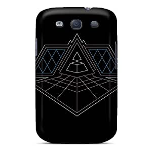 Perfect Fit PNt1952BuQG Daft Punk Alive Case For Galaxy - S3