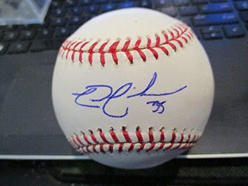 Nick Swisher Autographed Baseball - Authentic Major League - JSA Certified - Autographed Baseballs