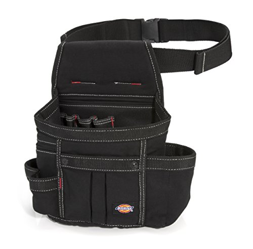 Dickies Work Gear 57054 8-Pocket Utility Pouch with 2-Inch Web Belt ()