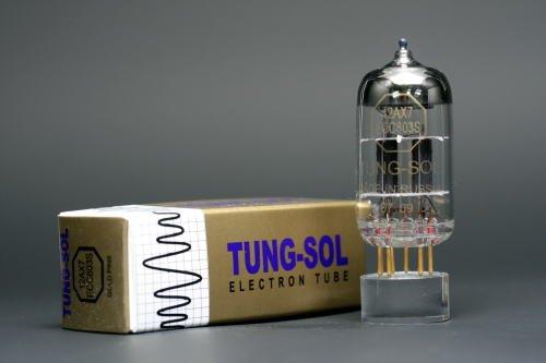 ECC803S TUNG-SOL 6本マッチ 中ゲイン 真空管PX12   B002U1ZK5C