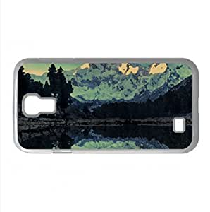 Peaks in Himalaya Watercolor style Cover Samsung Galaxy S4 I9500 Case (Pakistan Watercolor style Cover Samsung Galaxy S4 I9500 Case)