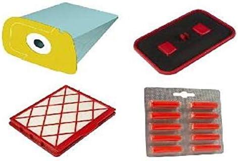 Aspirador Electrolux Lux D820 Lux1 | Promo 10 bolsas para aspiradora + filtros + perfumes: Amazon.es: Hogar