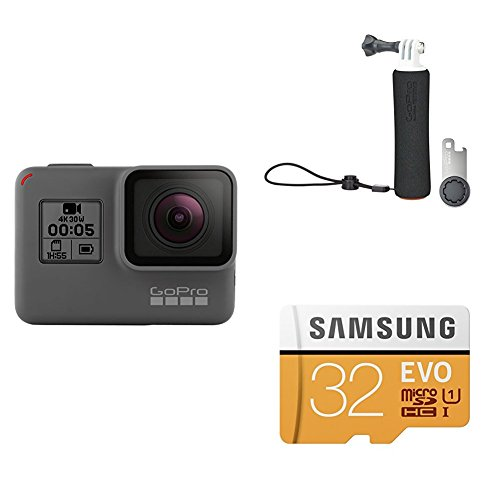 GoPro HERO5 Black w/ Handler and SD Card Action Cameras