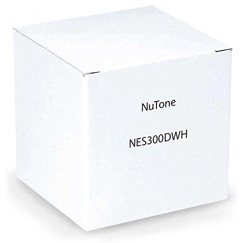 NuTone NES300DWH NM Series Surface Mount Frame - White Nutone Intercom