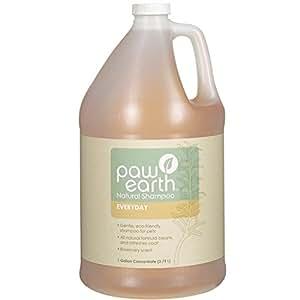 Paw Earth Everyday Natural Pet Shampoo, 1-Gallon
