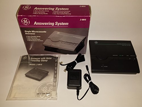 Ge Answering Systems - 6