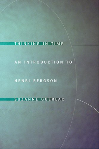 Download Thinking in Time: An Introduction to Henri Bergson pdf