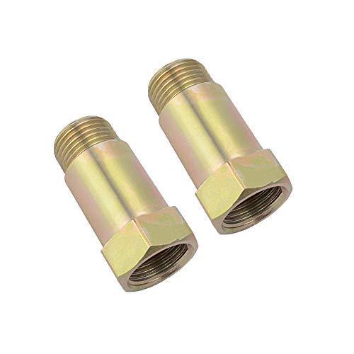 (EVIL ENERGY O2 Oxygen Sensor Fitting Bung M181.5 Universal 2X)