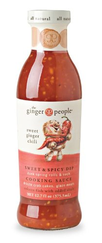 (GINGER PEOPLE SAUCE GINGER SWEET CHILI, 12.7 OZ (Pack of 2))