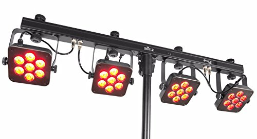 Chauvet 4Bar Led Wash Light System - 1