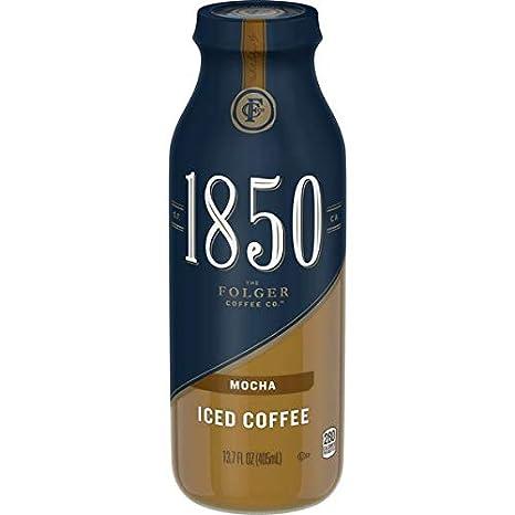 1850 Iced Coffee, Vanilla, 8 Count J.M. Smucker Company