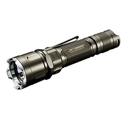 JETBeam JET 3M PRO (Updated JET-III M) Cree XP-L LED Flashlight
