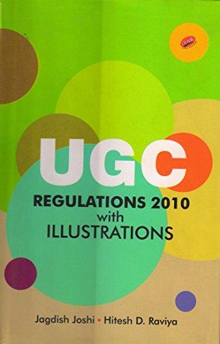 UGC Regulations 2010 With Illustrations