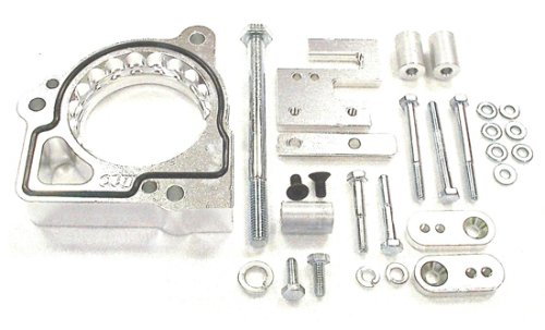 Street and Performance Electronics 47015 Helix Power Tower Plus Throttle Body Spacer 2002 Dodge RAM 1500 4.7L
