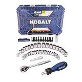 Kobalt 63-Piece Standard (SAE) and Metric