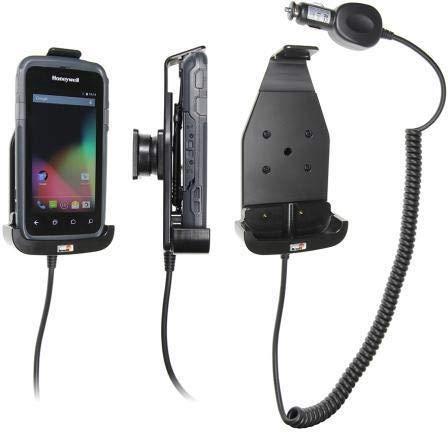 Brodit 512805 Coche - Soporte (Ordenador portátil, Coche, Soporte Activo para teléfono móvil