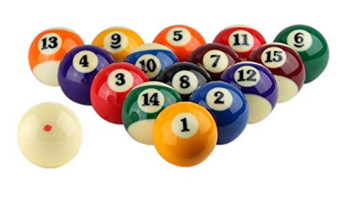 Aramith 2 1/4″ Regulation Size Professional Billiard Pool Balls
