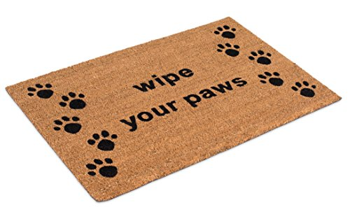 birdrock-home-wipe-your-paws-coir-doormat-24-x-36-inch-oversized-welcome-mat-with-black-paw-prints-a