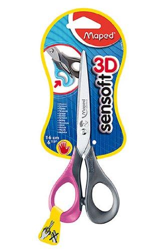6 1/2In Sensoft Scissors Left Haned -- Case of 9 ()
