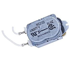 Intermatic WG733-14D 208/240/277V Time Clock Motor