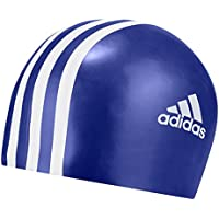 Adidas adidas silikon yüzme bonesi Yüzme Bonesi Unisex, Mavi, Tek Beden, S, M, L veya XL