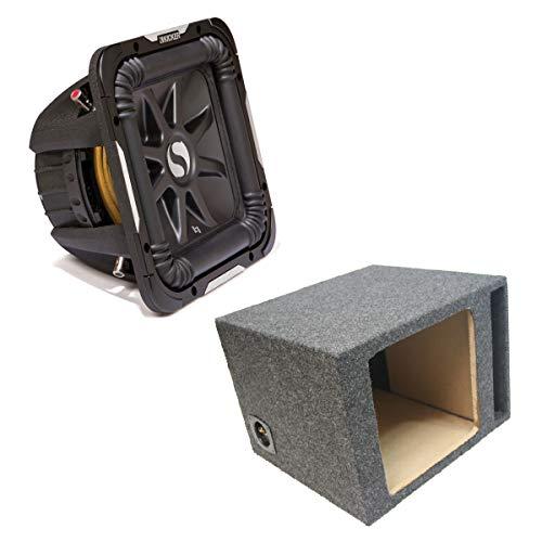 Kicker 11S15L72 Solobaric L7 Subwoofer Single 15″ Vented Sub Enclosure Box New