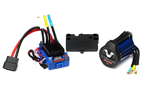 Traxxas Rustler Parts (Traxxas 3350R Velineon VXL-3s Brushless Power System)