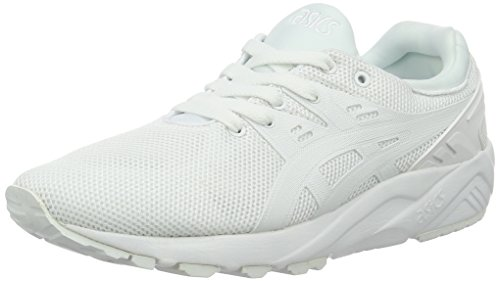 Asics Kayano Evo Running Gel Mens Trainer 6 5 Trainers Shoes White rrqRpwFx