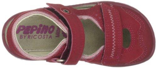 Ricosta Dobby - Sandalias deportivas de cuero unisex rosa - Raspberry Pink