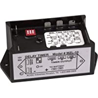 AC DC Industries - MZL-10 - Delay Timer, 30A, Un-Wired, Tabs