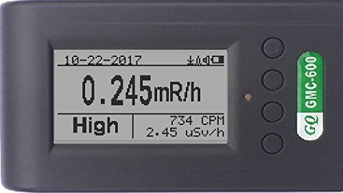 GQ 600-RPS Radiation Detector Dosimeter by GQ (Image #4)