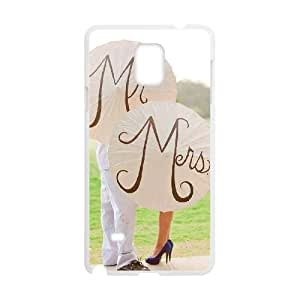Clzpg DIY Samsung Galaxy Note4 Case - Will you marry me cell phone case