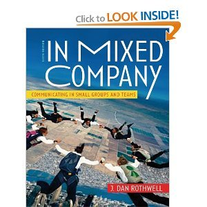 In Mixed Company 6th (Sixth) Edition byRothwell ebook