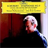 Schubert: Symphony No. 9 / Gesang der Geister über  den Wassern ~ Gardiner