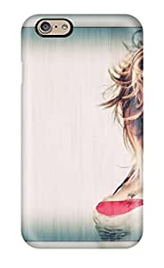 Snap-on Scarlett Johansson Case Cover Skin Compatible With Iphone 6